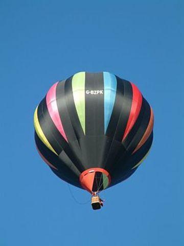 Invencion del globo aerostatico