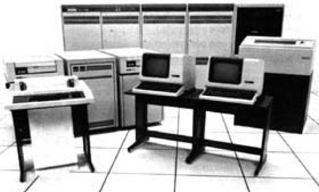 HISTORIA Y EVOLUCION DE LOS COMPUTADORES(DECC)