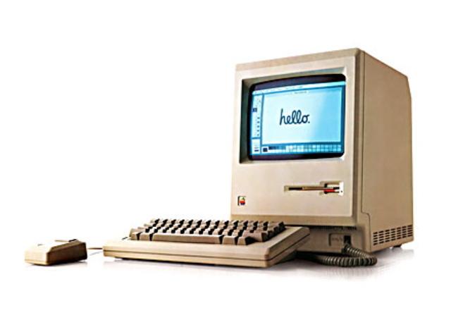 historia y evolucion de los computadores(APPLE MACINTOSH)