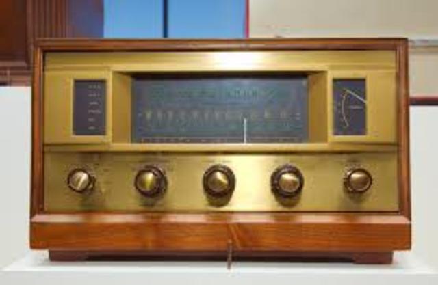 Invencion del radio