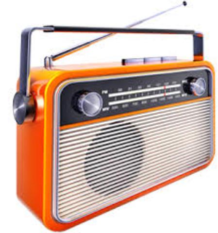 Invencion de la radio como tal
