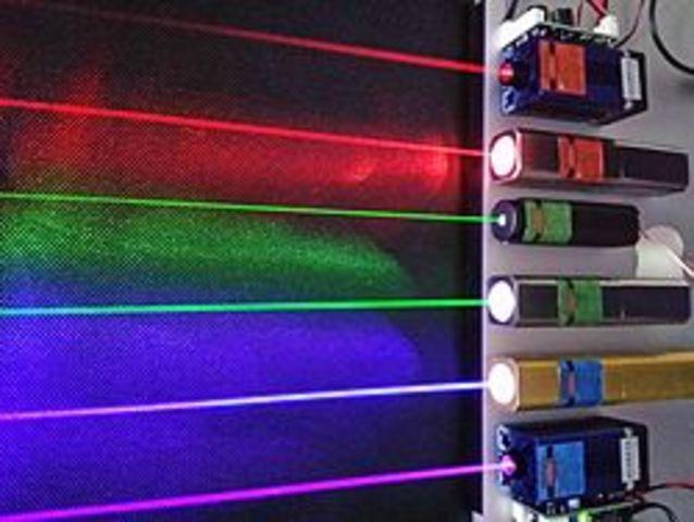 Invencion del laser