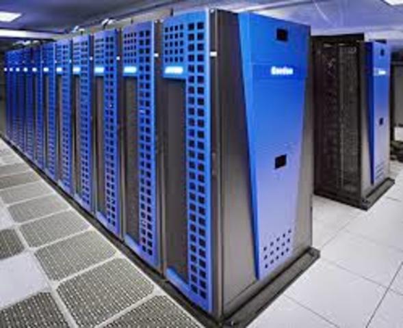 Invension de la super computadora