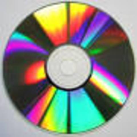 Invencion del disco compacto