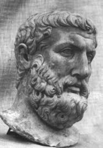 Idea fijista de Parménides