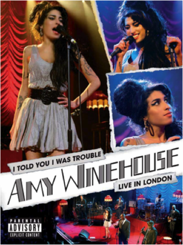 I Told You I Was Trouble: Live in London