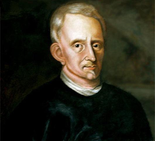 Jan Baptista Van Helmont.