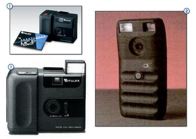 Commercial Digital Cameras