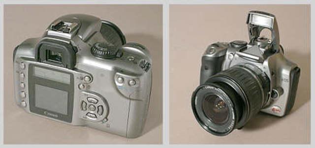 Canon EOS Reble d300