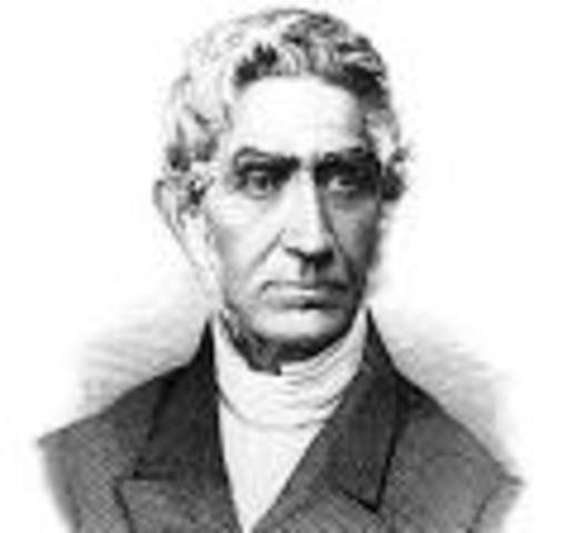 LAMBERT ADOLPHE JACQUES QUETELET (1796-1874)