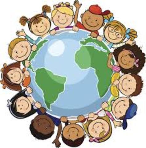 Eduardi Chafardo realiza una clasificación de los llamados cuatro mundos del niño.