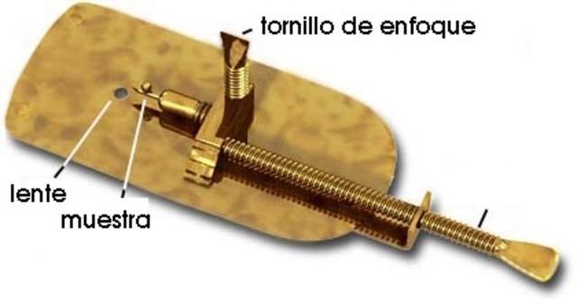 PERFECCIÓN DEL MICROSCOPIO