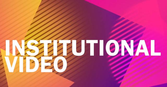 Instituional Research Video