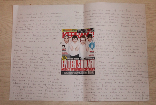 Annotation of Music Magazines