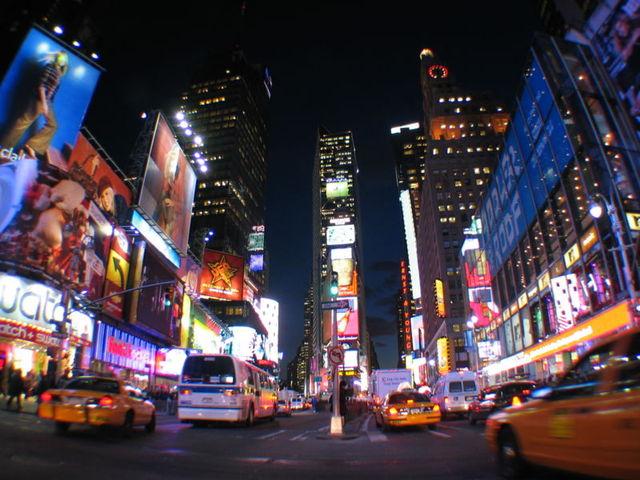 New York City, Times Sqaure Photo Shoot