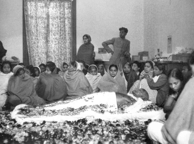 Assasination of Gandhi