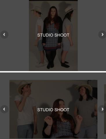 Third Photo-shoot