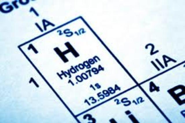 Descubrimiento del Hidrogeno