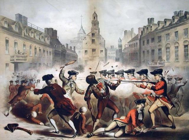 Boston Massacre (American Revolution)