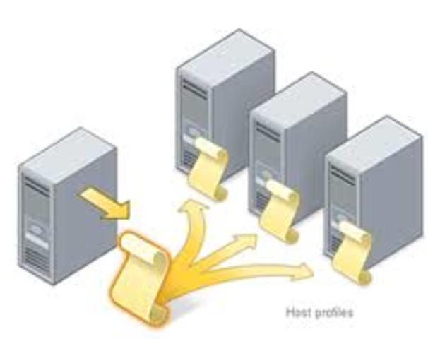 ARPANET comienza a utilizar para sus comunicaciones u protocolo host-to-host