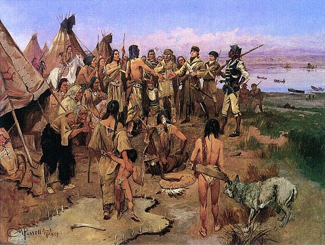 Help from the Nez Perce
