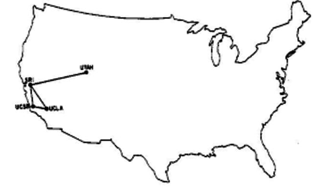 primera conexión internacional de la ARPANET