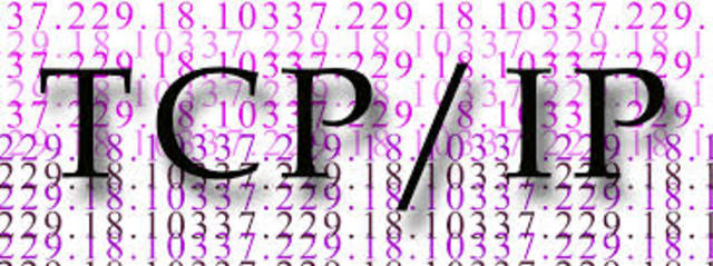 TCP/IP protocolo de la ARPANET