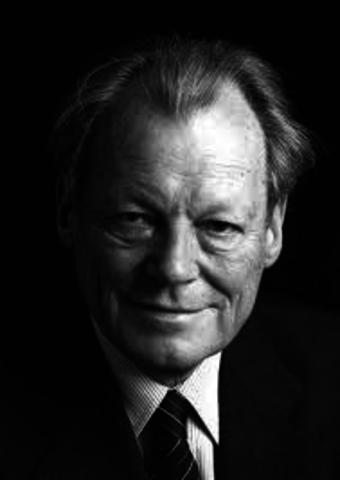 Chancellor Willy Brandt