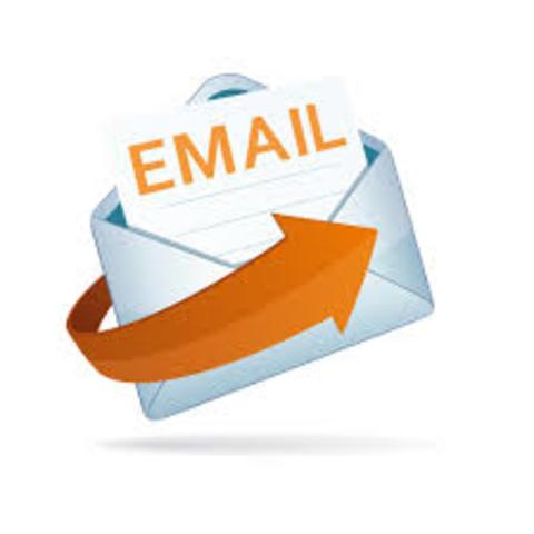 Creación de programa de email