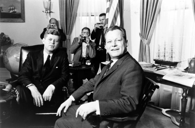 Chancellor Helmut Schmidt