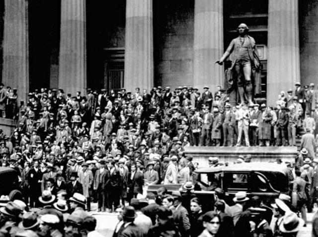 U.S. Stock Market Crash