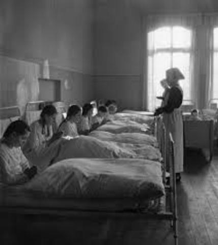 primer orfanato