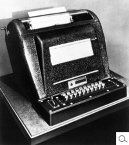 The first calculator was made