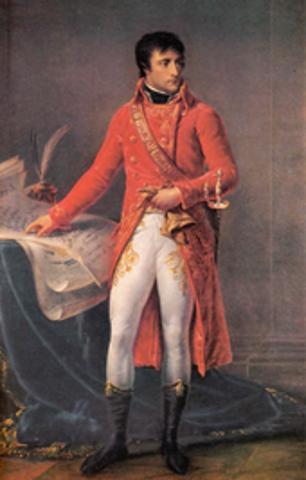 Napoleón Cónsul Vitaicio