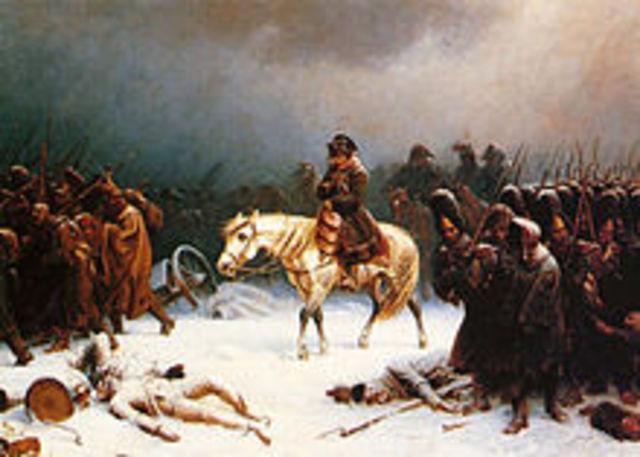 Caída de Napoleón