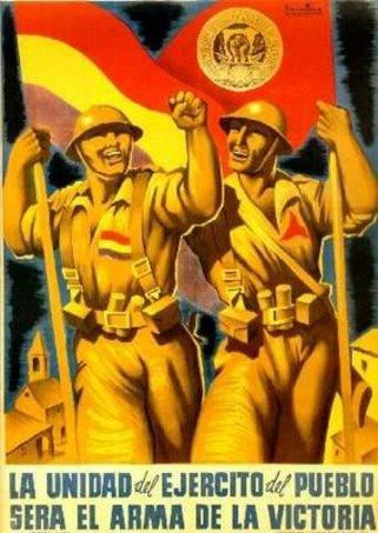Arribada a Barcelona de les Brigades Internacionals (Maria Puebla)