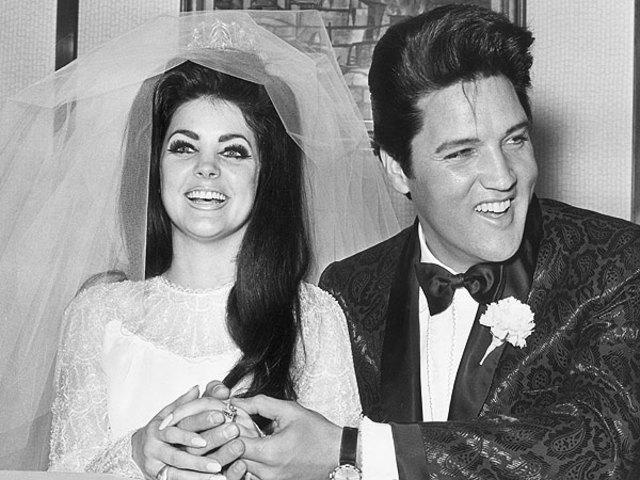 Elvis Marries Priscilla Beaulieu