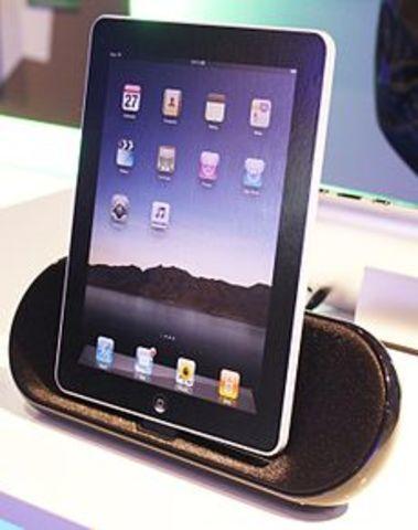 Invencion de la tableta