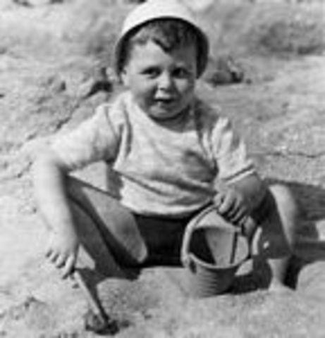 Infância no Porto