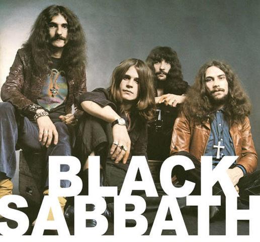 Black Sabbath y Paranoid de Black Sabbath y Led Zeppelin de Led Zeppelin