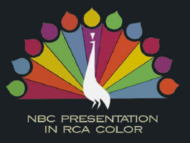 First color television broadcast