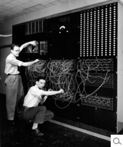 IBM Room calculator invented