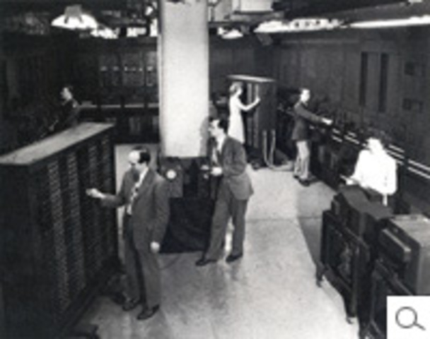 Public gets first look at ENIAC