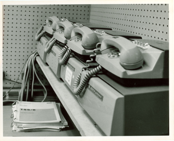 Bell Labs Invents Modem