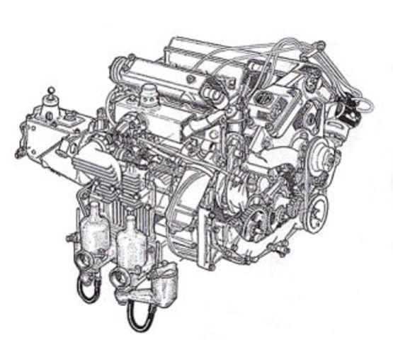 Internal Combustion Engine