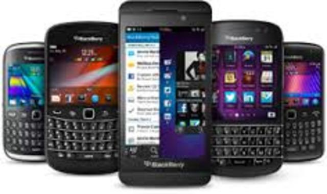 BlackBerry is Born