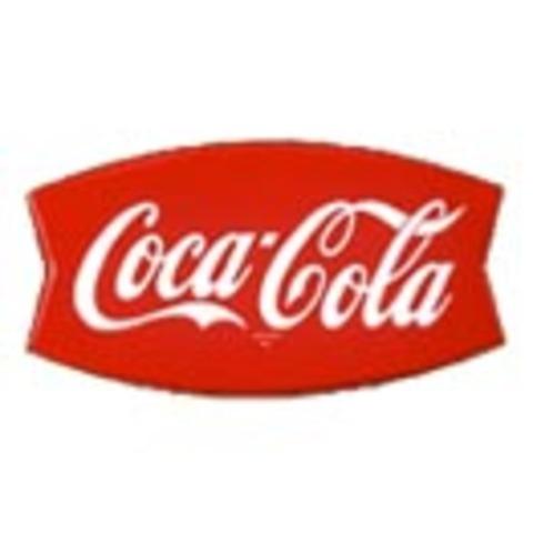 1960 Coca Cola logo