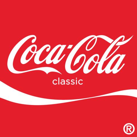 Current Coca Cola logo