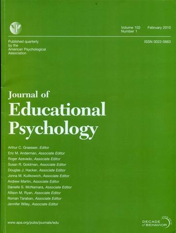 1910 Revista Journal of Educational Psychology