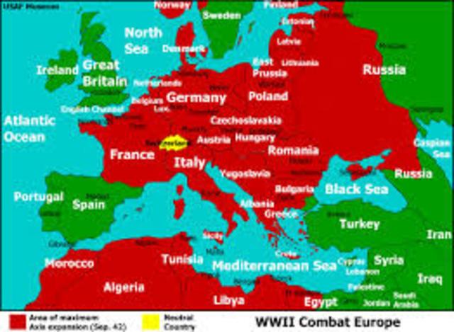 Nazi Control of Sighet